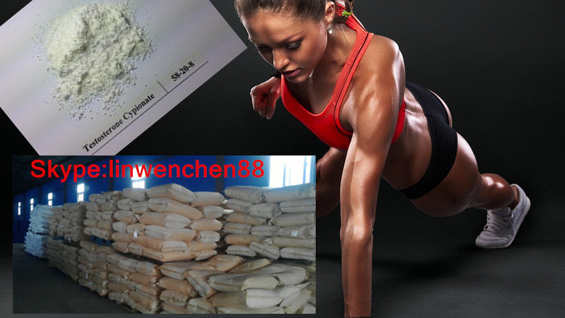 CAS 303-42-4 Raw Steroid Powders Natural Safe Methenolone Enanthate white powder